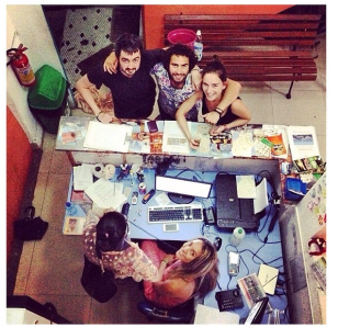 Hostel Work Exchange in Rio