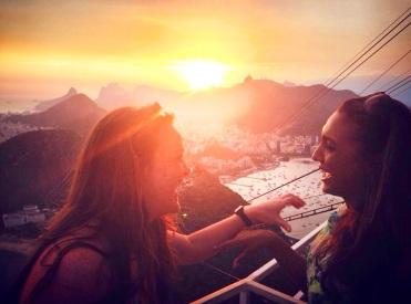 Sugar Loaf Mountain- Rio De Janeiro 2014