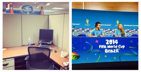 NY Office / Media World Cup 2014